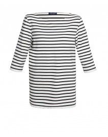 Phare Striped Anti-UV Shirt | Saint James