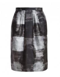 Giostra Cotton and Silk Skirt | MaxMara