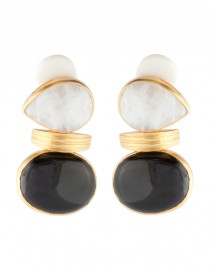 Medici Clip Earrings | Julie Vos