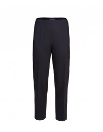 Audrey Stretch Wool Capri Pants | Piazza Sempione