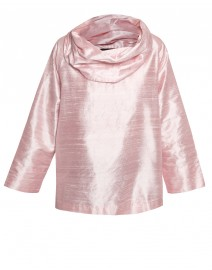 Silk Dupioni Blouse | Vitamin Shirts