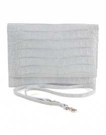 The Meier Crocodile Clutch | Paola Dangond