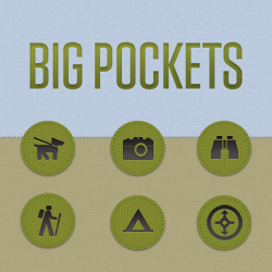 Big Pockets Vest website