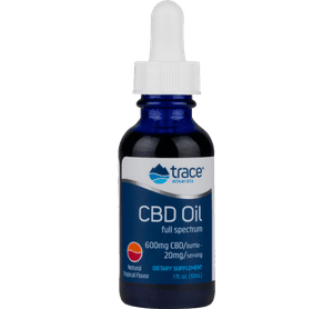 CBD Full Spectrum Hemp Extract Oil