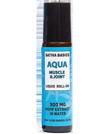 Sativa Basics Aqua Muscle and Joint