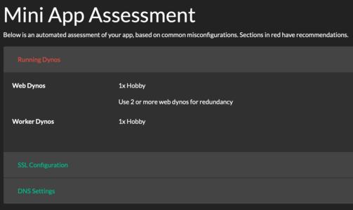 Mini App Assessment