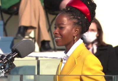 Amanda Gordon Inauguration
