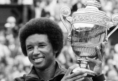 Arthur Ashe More Than Champion