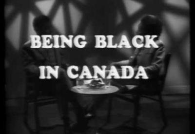 Being Black Canada 1971