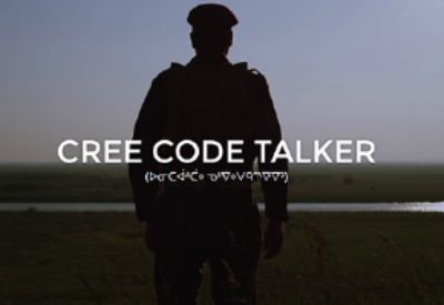 Cree Code Talker