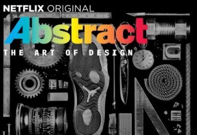 Netflix Abstract Art Of Design