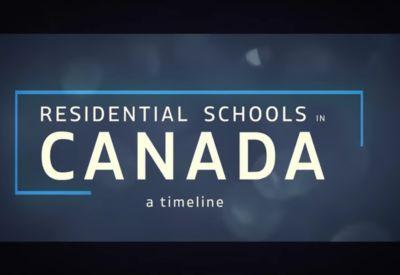 Residential Schools In Canada