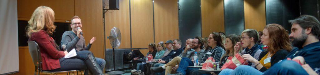 Dfs Teacher Conf 2019 Joseph Michael Howarth