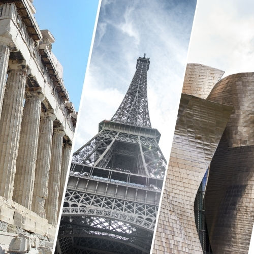 Cm Architectural Wonders500