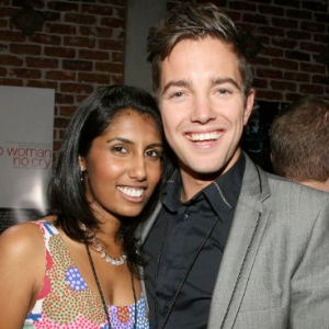 Nimisha Mukerji and Philip Lyall