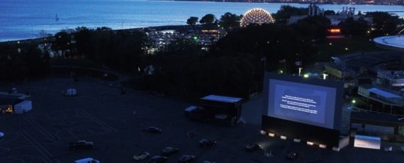 Ontario Place Drive In