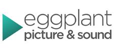 logoSingle : Logo Eggplant Picture Sound : 225 x 100
