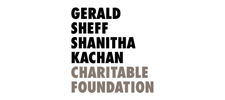 logoSingle : Logo Gerald Sheff Shanitha Kachan : 225 x 100