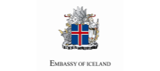 logoSingle : Logo Iceland Embassy : 226 x 100