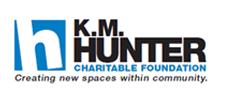 K.M. Hunter Charitable Foundation logo