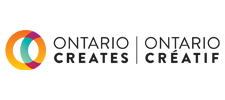 logoSingle : Logo Ontario Creates : 225 x 100
