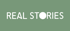 logoSingle : Logo Real Stories : 225 x 100