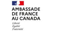Ambassade de France au Canada logo
