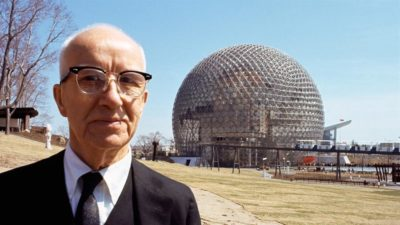 World Of Buckminster Fuller 1