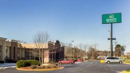 Quality Inn & Suites Greensboro