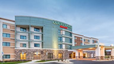 Courtyard Bismarck North