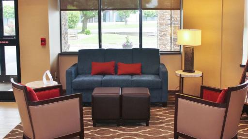 Last Minute Discount At Comfort Inn Amp Suites West