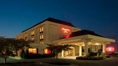 Hampton Inn Harrisonburg