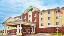 Holiday Inn Express Chicago South  Lansing