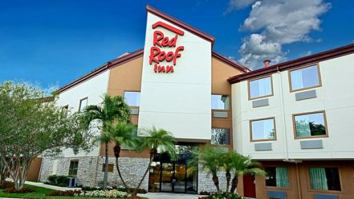 Red Roof Inn West Palm Beach Fl