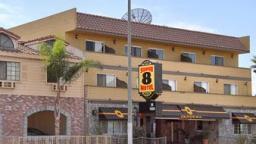 Super 8 Motel Inglewood