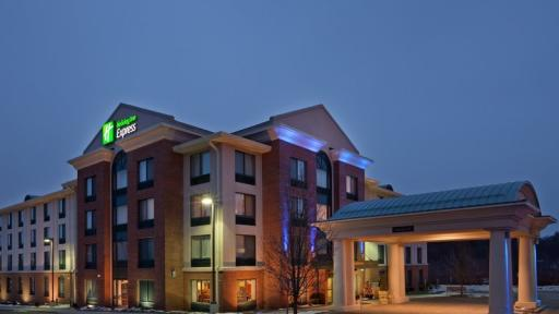 Last Minute Discount At Holiday Inn Express Auburn