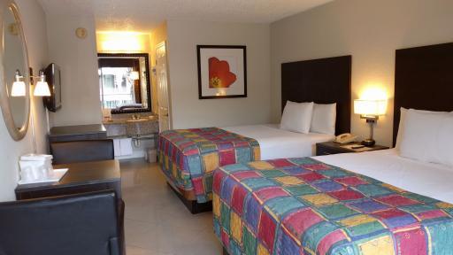 Last Minute Discount At Red Carpet Inn Fort Lauderdale