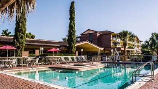Quality Inn Hotel Naples Florida