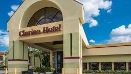 Clarion Hotel near Busch Gardens