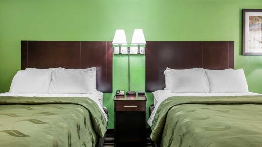 ... Quality Inn Fort Pierce ...