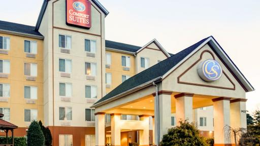 Last Minute Discount At Comfort Suites Charlotte