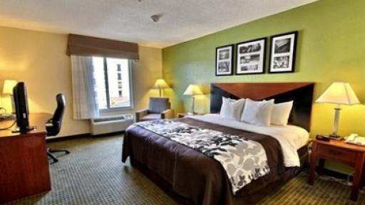 Last Minute Discount At Sleep Inn Emporia