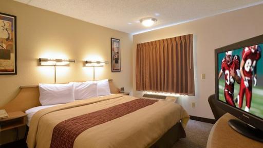 Wonderful ... Red Roof Inn Tampa/Brandon ...