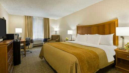 Last Minute Discount At Comfort Inn Westport Saint Louis