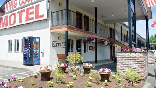 Motel  East Centralia Wa