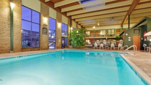 last minute discount at wyndham garden hotel york