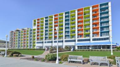 Best Western Sandcastle Beach Hotel Virginia Beach