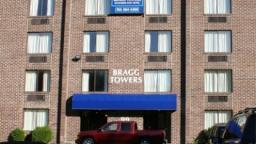 Bragg Towers Extended Stay Hotel Alexandria