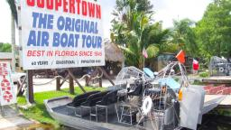 Coopertown Airboat Tour