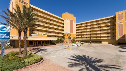Best Western Castillo Del Sol Daytona Beach